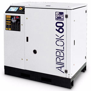 Werther Rotary Screw Compressor Airblok 60